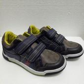 Детские кроссовки для мальчика серые, 20,5 см