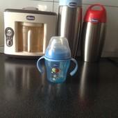 Чашка- поильник непроливайка Chicco