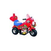 Детский электромобиль трицикл Красный (М-026-R) на аккумуляторе