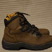 Легкие кожаные трекинговые ботинки Mountain Peak  на мембране J-Tex 42