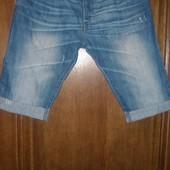 Шорты джинсовые оригинал Silver Regular Fit р.w36\l34