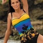 Яркий сдельный купальник Ingrid от Marko (Польша) Оригинальный товар, отличное качество!