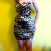 Коктельное платье фирмы XOXO  размер М