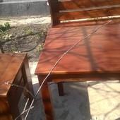 Кухонный уголок,дерево, ручная работа