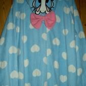 Пижама-слип флисовая, женская, размер M, рост 170-175 см