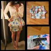 Фирменная юбка Zara, размер М