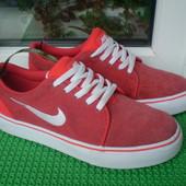 кроссовки кеды Nike ( Индонезия) р. 36,стелька 23 см