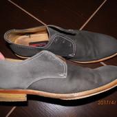 (i0010) фирменные кожаные туфли 42-42 Lloyd