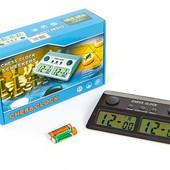 Часы шахматные электронные Chess Clock 383: удобные кнопки управления, работают от батарейки