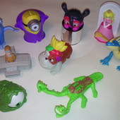 Игрушки макдональдс Динозавр