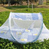 Развивающий коврик с москитной сеткой
