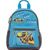Ранец дошкольный Kite Transformers tf17-534xs