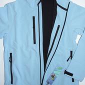 Софтшелл куртка S софтшел softshell ветровка мужская