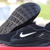 Кроссовки   Nike  чорні