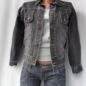 куртка джинсовая Wivaro. Размер S/M. 44, W33