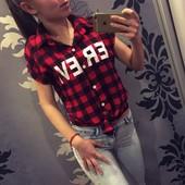Рубашка(4 цвета)