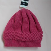 Новая, теплая шапка Brs tekstil на обхват головы до 54 см, 85 % ангора, 15 % полиамид