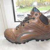 Кожаные ботинки Ecco Gore-Tex 38 р