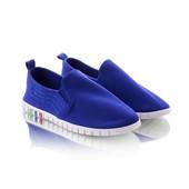 Стильные яркие удобные женские кроссовки без шнурков лето 2017