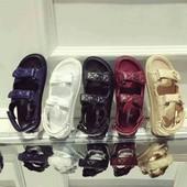 Летние сандалии chanel
