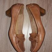 Туфли кожа Footglove р.7,5 стелька 27 см