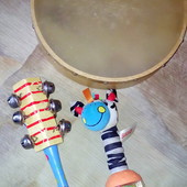 Погремушки Музыкальные инструменты