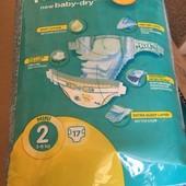 Pampers newbaby-dry