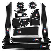 Коврики в салон BMW 3 серии 11 шт
