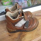 Ботинки кожаные демисезонные 22р Италия