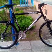 Продам горный велосипед алюминиевый Accent,состояние.