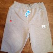 продам мужские спортивные шорты, 52 размер, хлопок