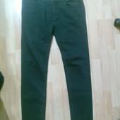 Фирменные джинсы скинни 32-34 р.