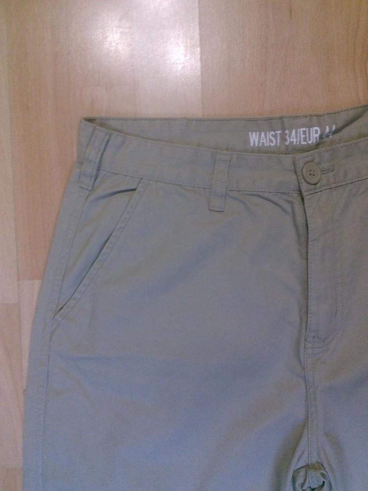 Фирменные шорты 34 р. фото №2