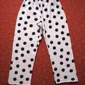 Женские махровые штаны Love to Lounge размер 16-18 (L), б/у. Хорошее состояние, без пятен. Длина 101