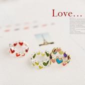 Кольцо Love is
