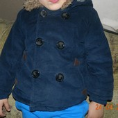 демисезонная курточка пальто