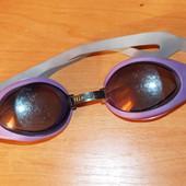 Фирменные очки Sportel для плавания для ребенка 6-10 лет