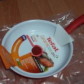 Сковорода Tefal Ceramic Colors Induction C9040452 24 см