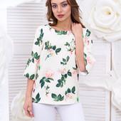 """Блуза """"Рандеву"""".Разные цвета и размеры"""