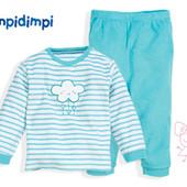 100% качество! 170 грн! Махровая пижама от Impidimpi (Германия), рост 62-68