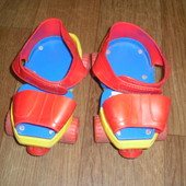 Раздвижные роликовые коньки Playwell