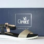 Женские сандалии Caprice оригинал Германия натуральная кожа 37, 39, 40, 42