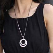 Стильное/Модное ожерелье с подвеской