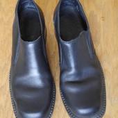 Туфлі шкіряні розмір 38 стелька 25 см Rieker