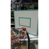 Щит с баскетбольным кольцом (d-35см), детский, 60*45см, 841010