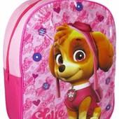 Дошкольный детский рюкзак Щенячий Патруль Скай до 3-х лет