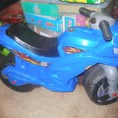 Для самых крутых малышат.Велобег.Беговел.Мотоцикл.