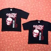 3-4 и 5-6 лет Новая хлопковая футболка на Хеллоуин (Halloween).