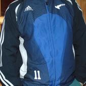 Спортивная оригинал мастерка кофта Adidas л .