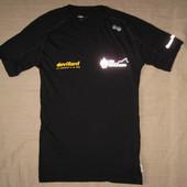 Rewoolution (S) спортивная беговая футболка шерсть мерино мужская